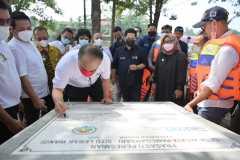 Dikelola BUMDes, Wamen Budi Arie resmikan Wisata Situ Lebak Wangi